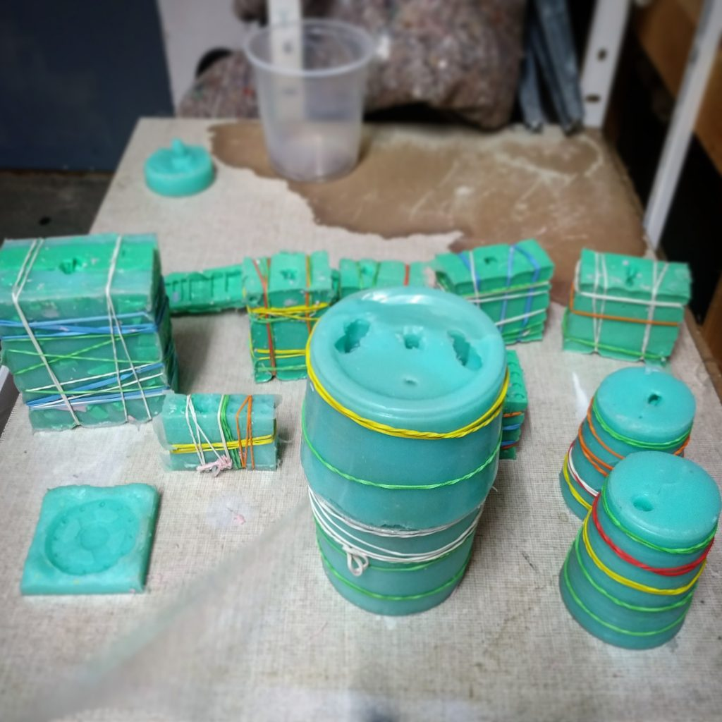 WIP Mold