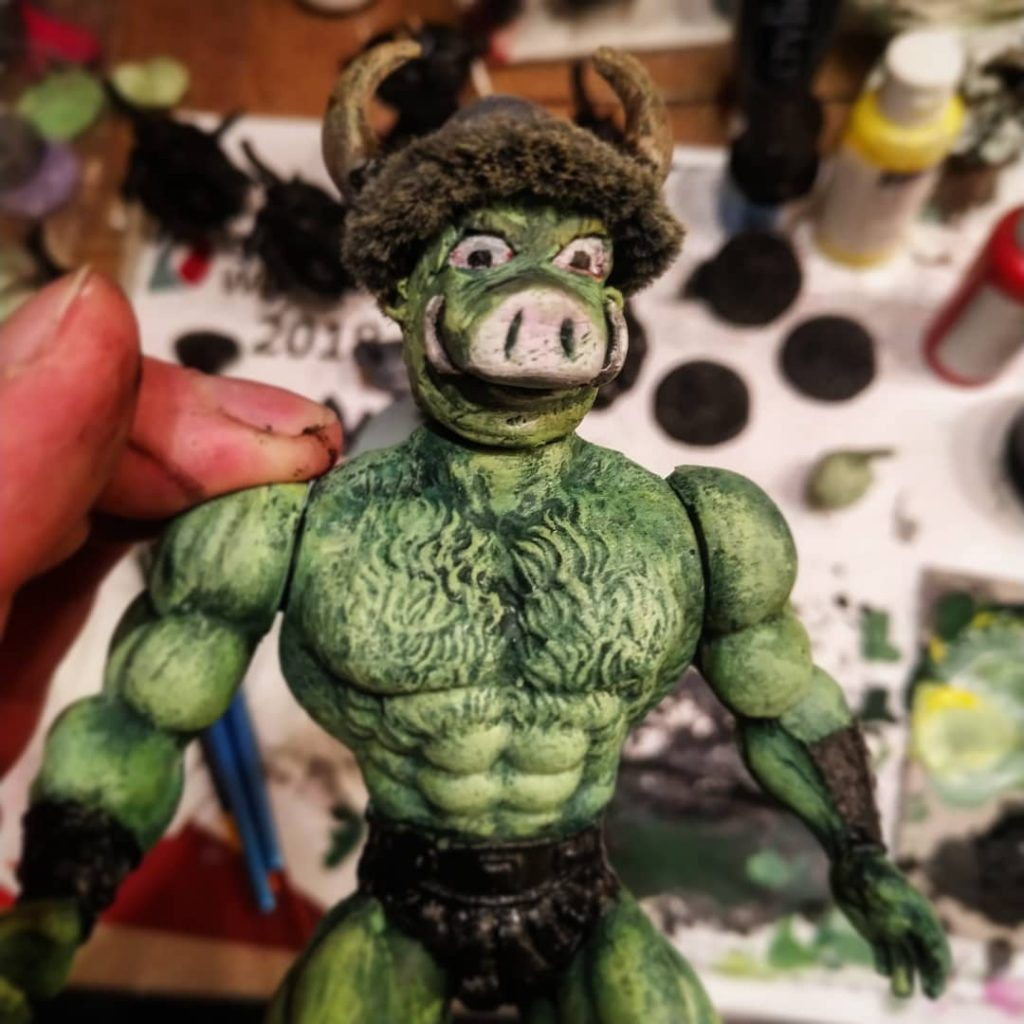 Porc the Orc WIP